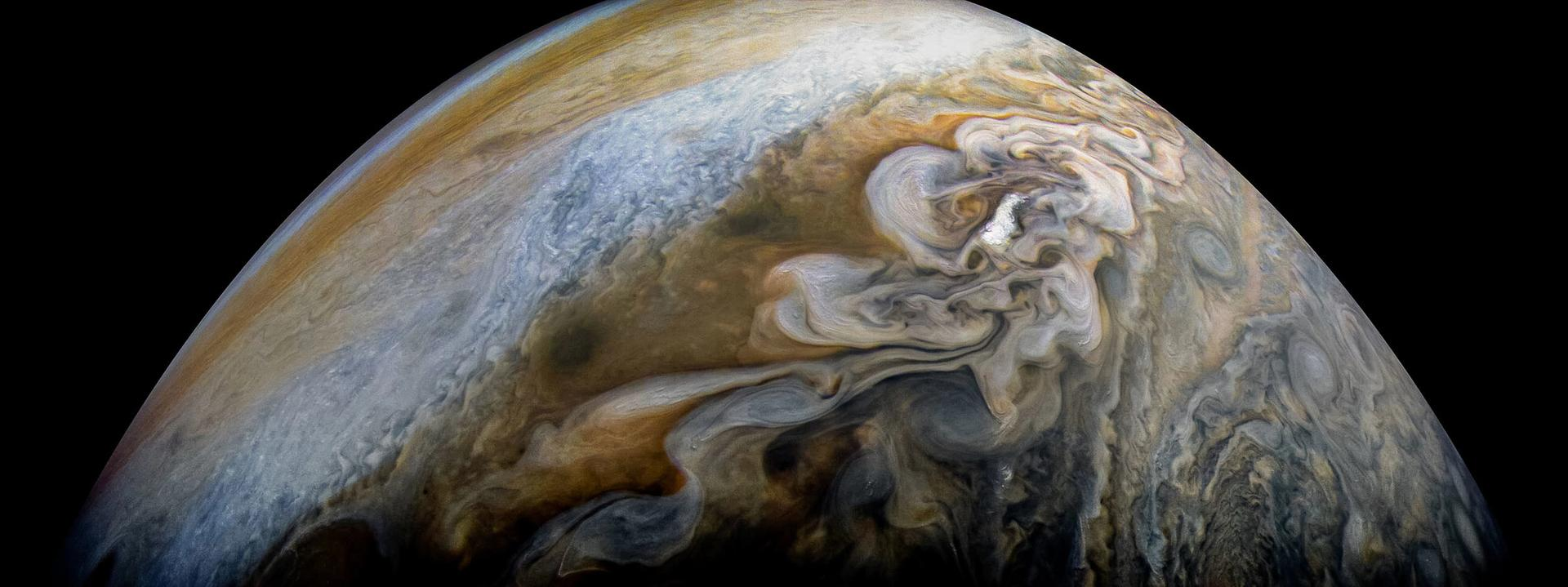 Juno has given scientists a far greater understanding of Jupiter's complex atmosphere.